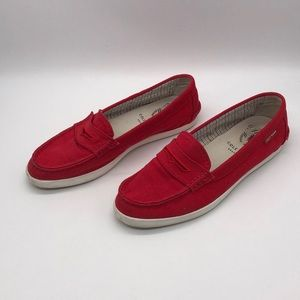 Cole Haan Loafers Red Sz 7.5
